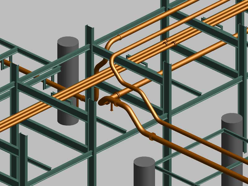 Mechanical and structural design and drafting 1